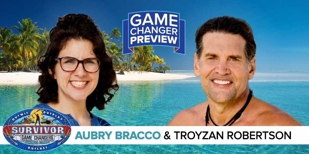 Game Changers: Aubry Bracco & Troyzan Robertson