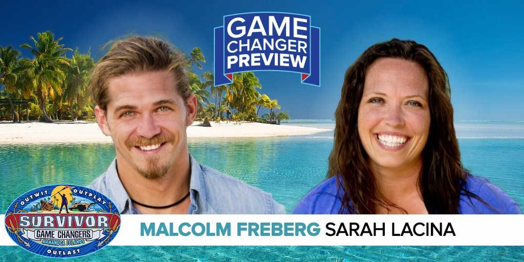 Game Changers Malcolm & Sarah
