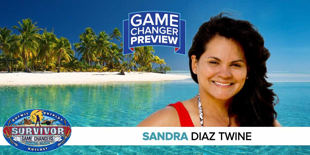 Game Changer: Sandra Diaz-Twine