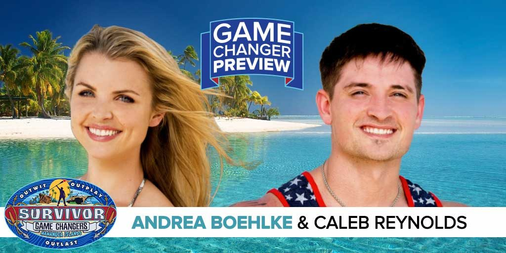 Game Changers: Andrea Boehlke & Caleb Reynolds