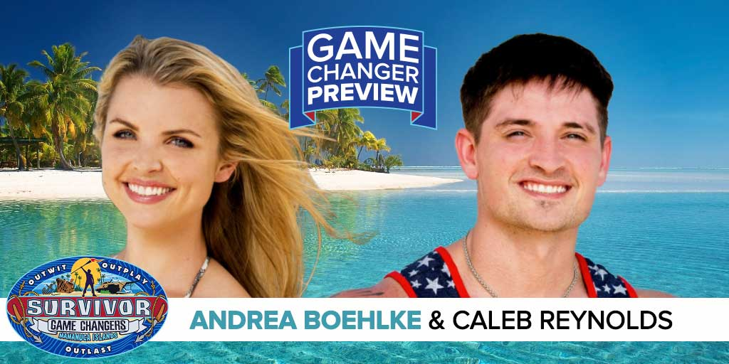 Game Changers: Andrea Boehlke & Caleb Reynolds