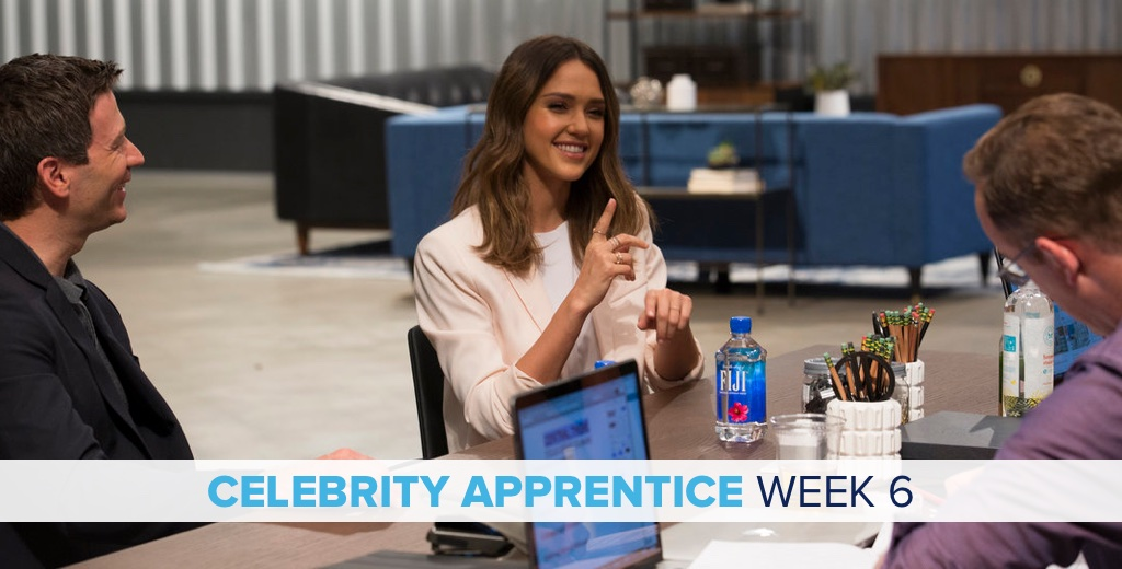 New Celebrity Apprentice Week 6