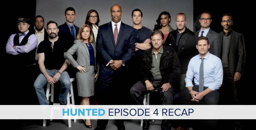 Hunted Episode 4