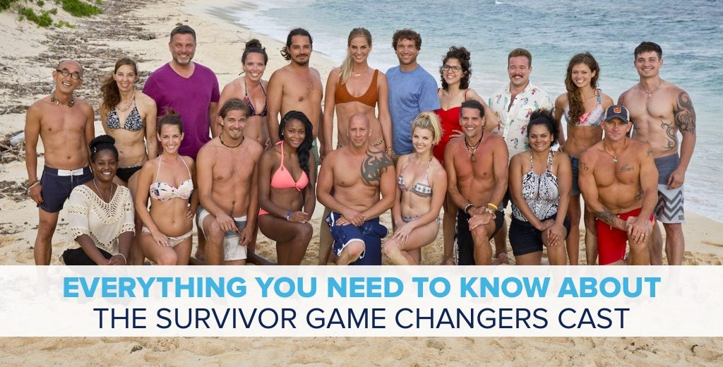Everything You Need to Know About the Game Changers Cast
