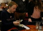 Handing all our money over to a poker player  seemed like a good idea at the time...