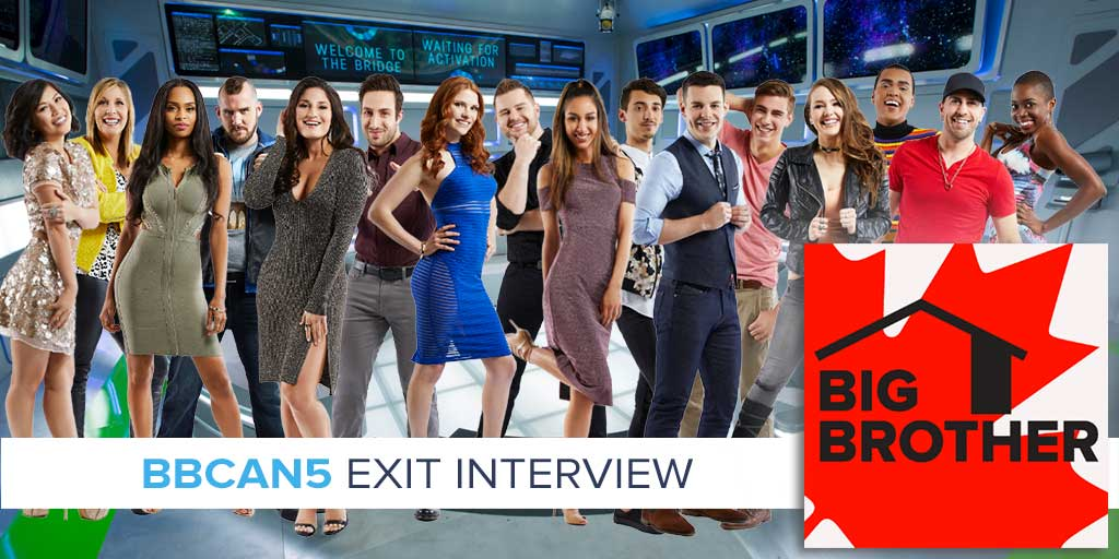 Big Brother Canada 5 | Exit Interview (Photos: Global TV | Corus Entertainment)