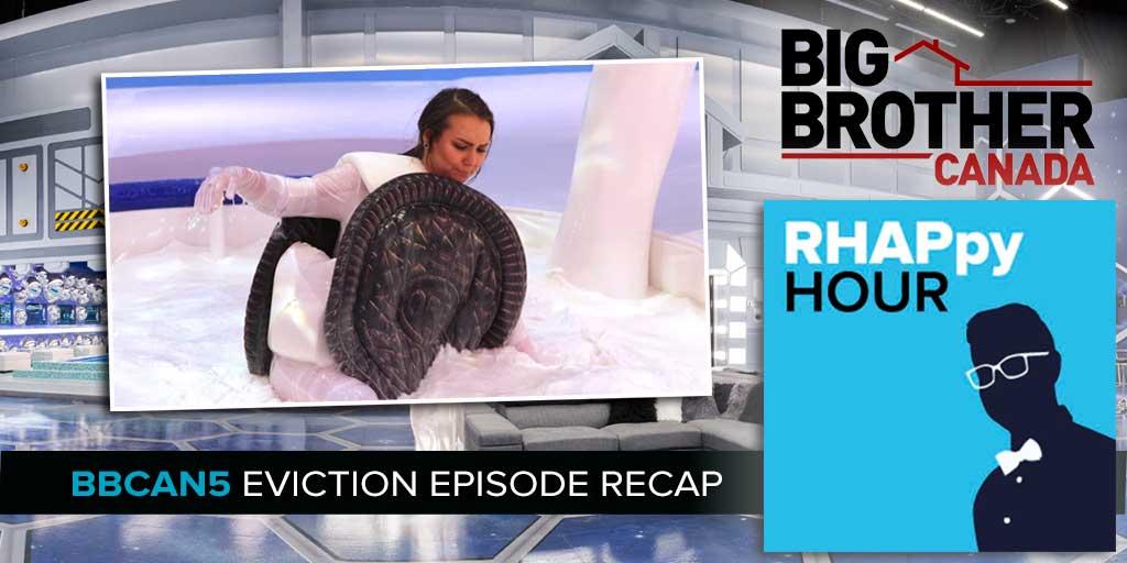 Big Brother Canada Eviction Episode Recap (Photo: Global TV / Corus Entertainment)
