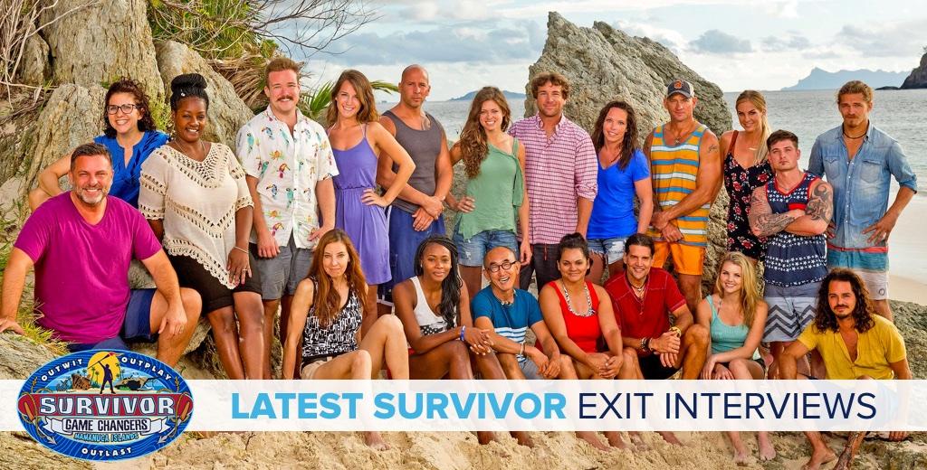 Survivor Game Changers Exit Interviews