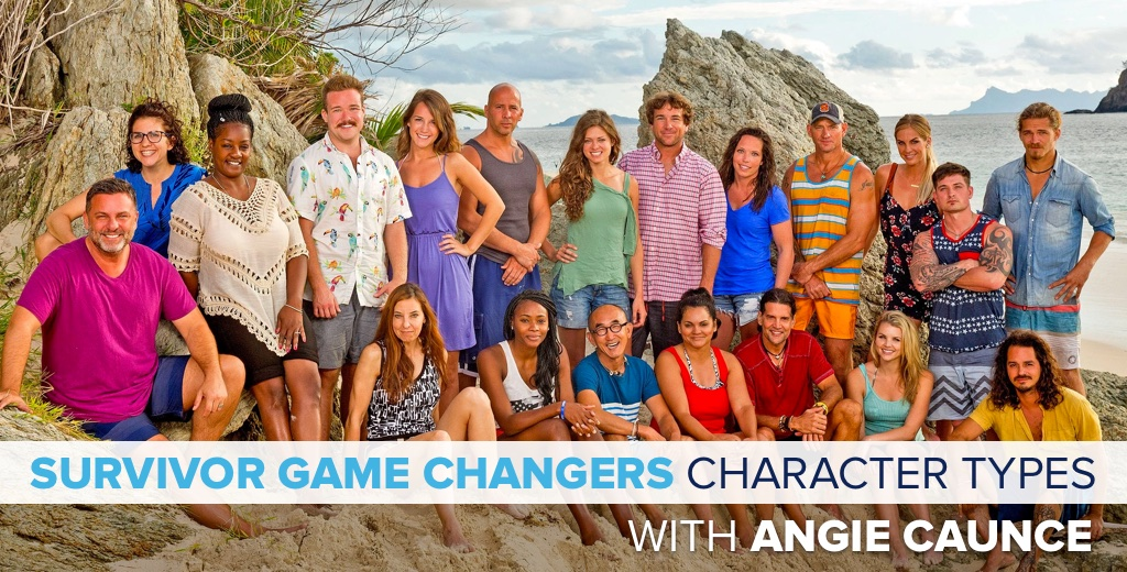 Game Changers Character Types with Angie Caunce