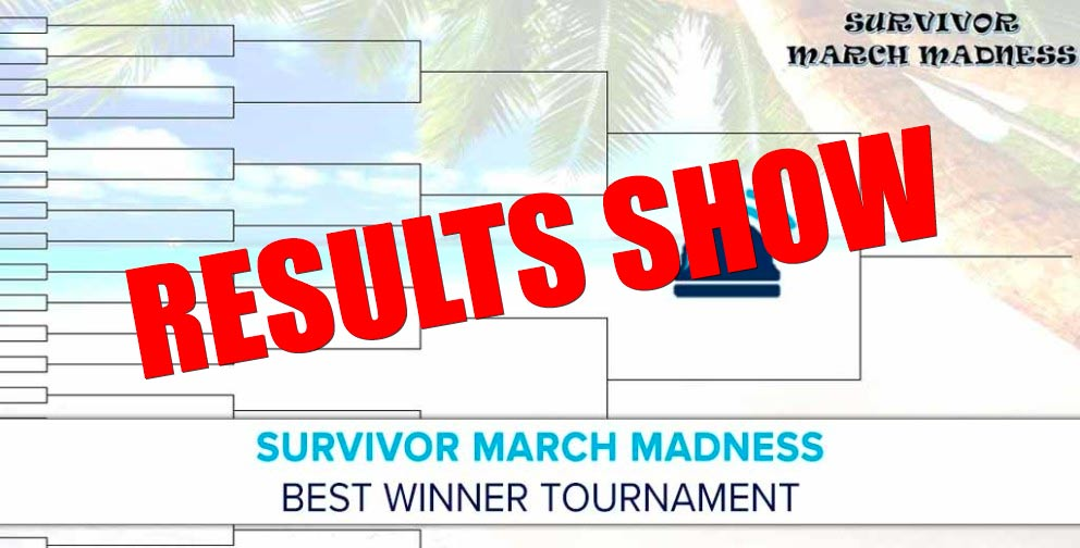 Survivor March Madness: Best Winner of All-Time Tournament