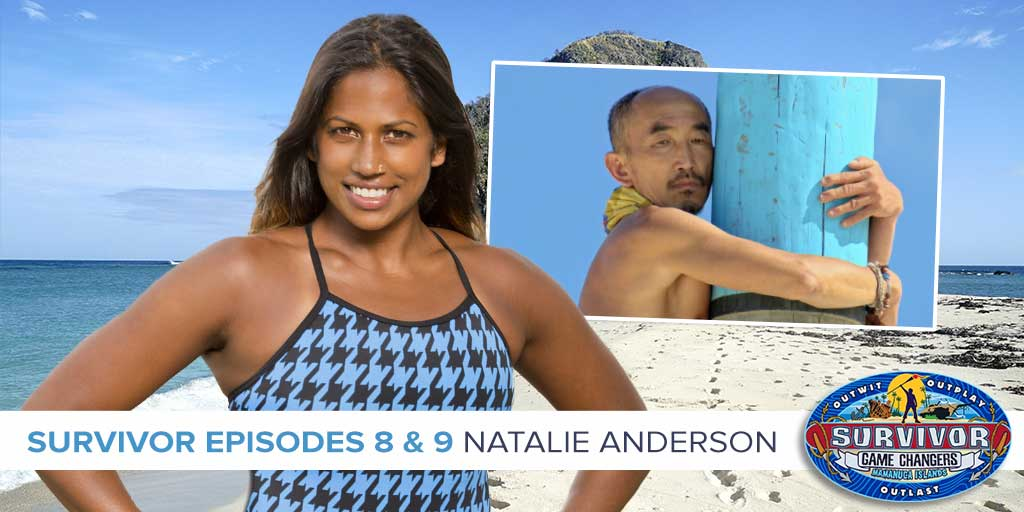 Survivor 2017: Catching up with Natalie Anderson