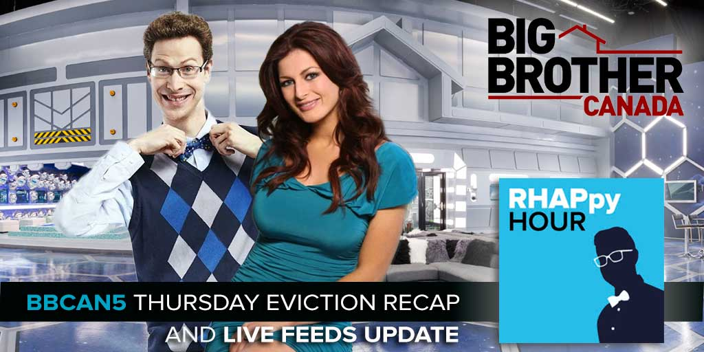 Big Brother Canada 5 April 20 Eviction Recap (Photo: Global TV/Corus Entertainment)
