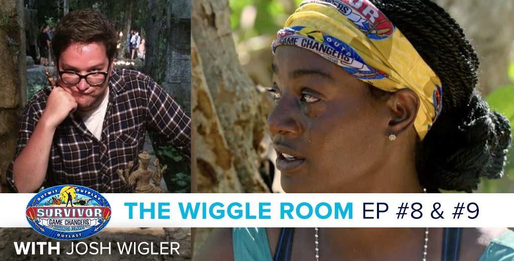 Survivor 2017: Josh Wigler on Episodes 8 & 9