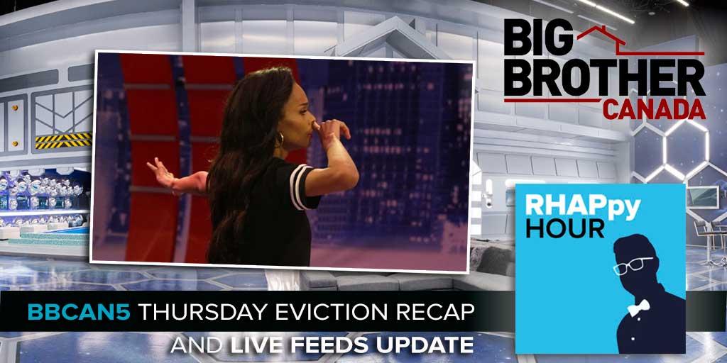 Big Brother Canada 5 May 4 Eviction Recap (Photo: Global TV/Corus Entertainment)