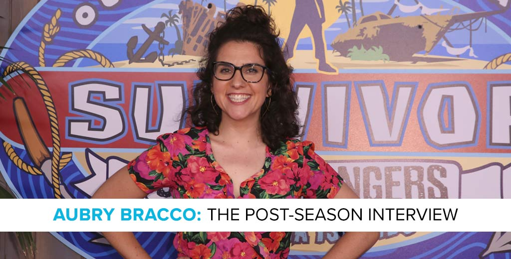 Survivor 2017: Aubry Bracco Podcast Interview on Survivor Kaoh Rong & Game Changers