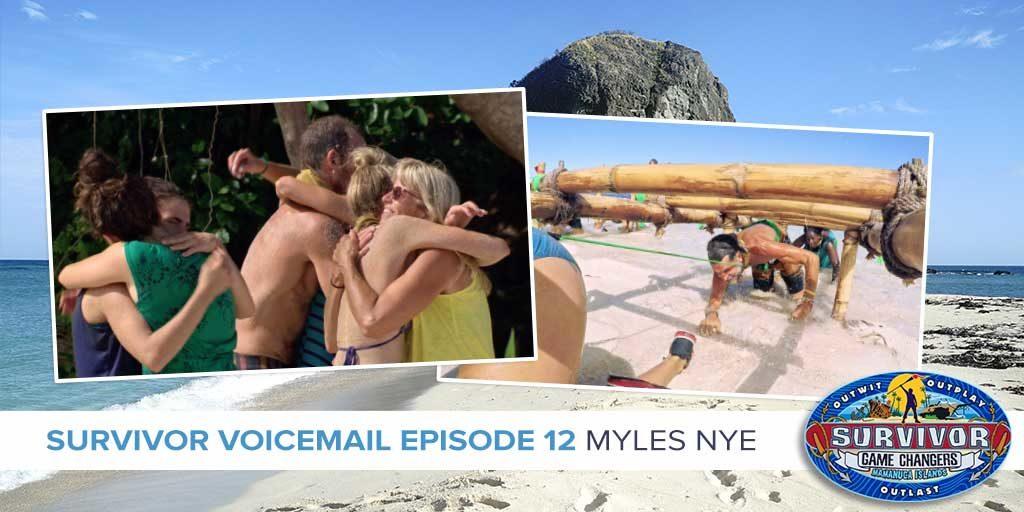 Survivor Game Changers Episode 12 Feedback Show with Myles Nye