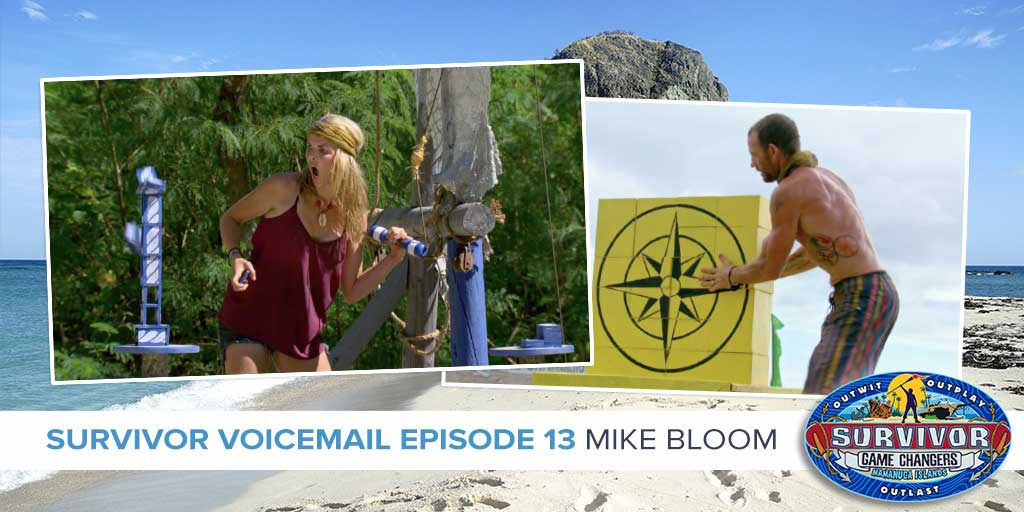 Survivor Game Changers Episode 13 Feedback Show with Mike Bloom