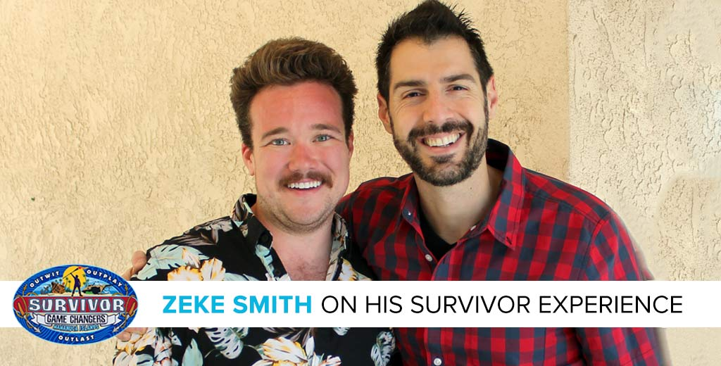 Survivor 2017: Rob Has a Podcast Post-Season Interview with Zeke Smith