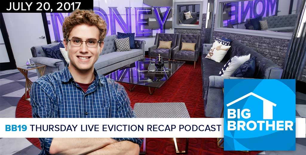 Big Brother  19 | Thursday Eviction Recap Podcast | Steve Moses (Photo: CBS)