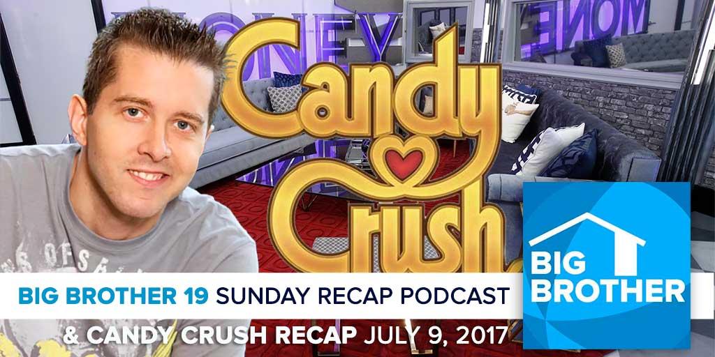 Big Brother  19 | Sunday Recap Podcast | July 9, 2017 (Photo: CBS)