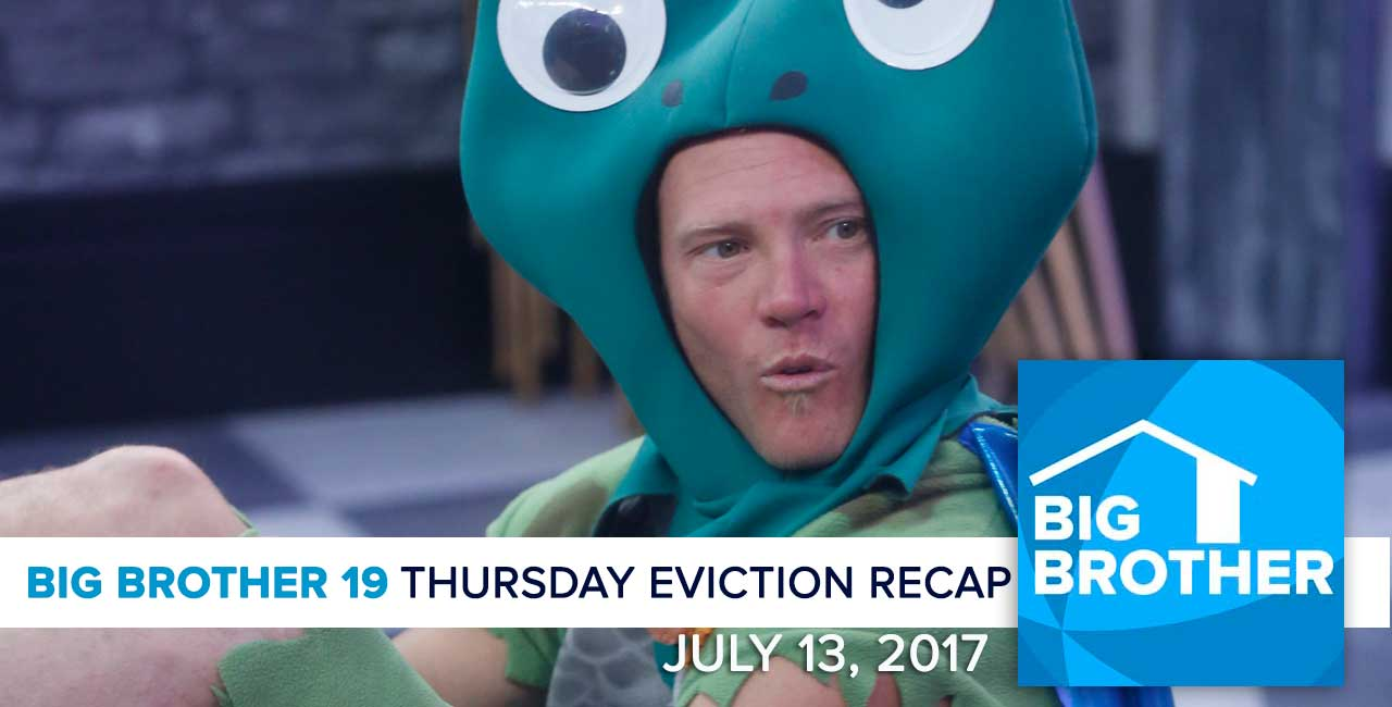 Big Brother  19 | Thursday Eviction Recap Podcast | Colin Stone (Photo: CBS)