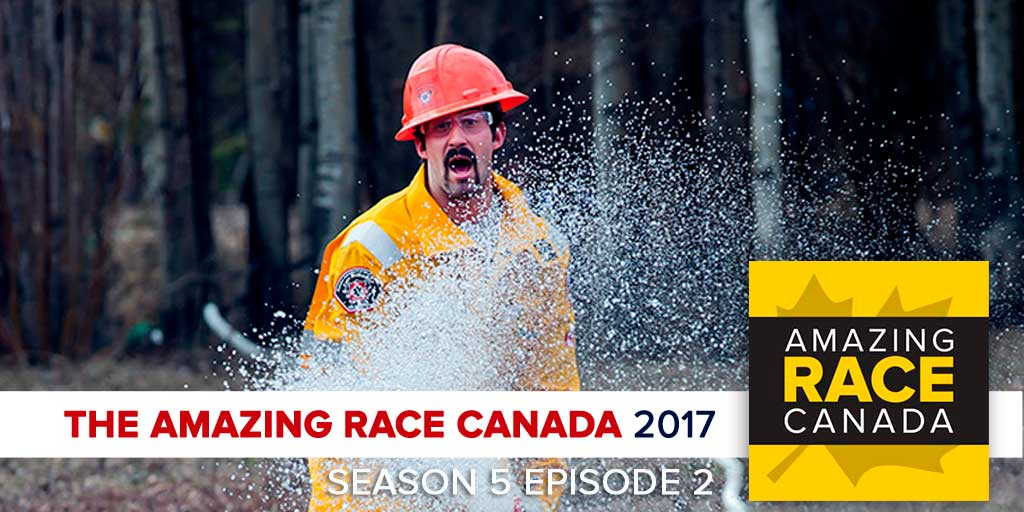 The Amazing Race Canada 2017 | Season 5 Episode 2 Recap Podcast (Photo: CTV/Bell Media)