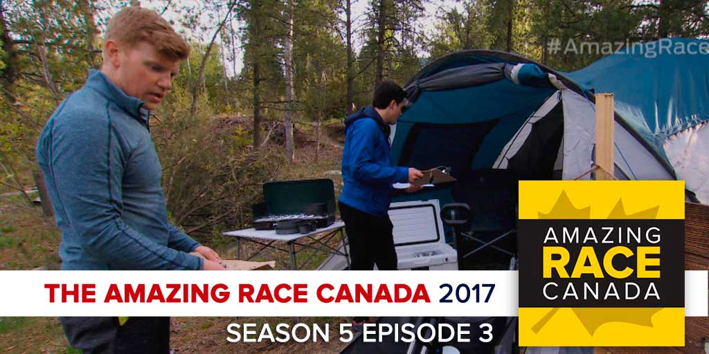 The Amazing Race Canada 2017 | Season 5 Episode 3 Recap Podcast (Photo: CTV/Bell Media)