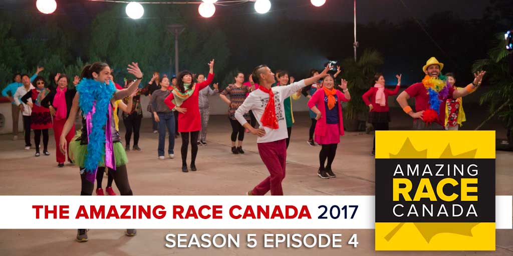 The Amazing Race Canada 2017 | Season 5 Episode 4 Recap Podcast (Photo: CTV/Bell Media)