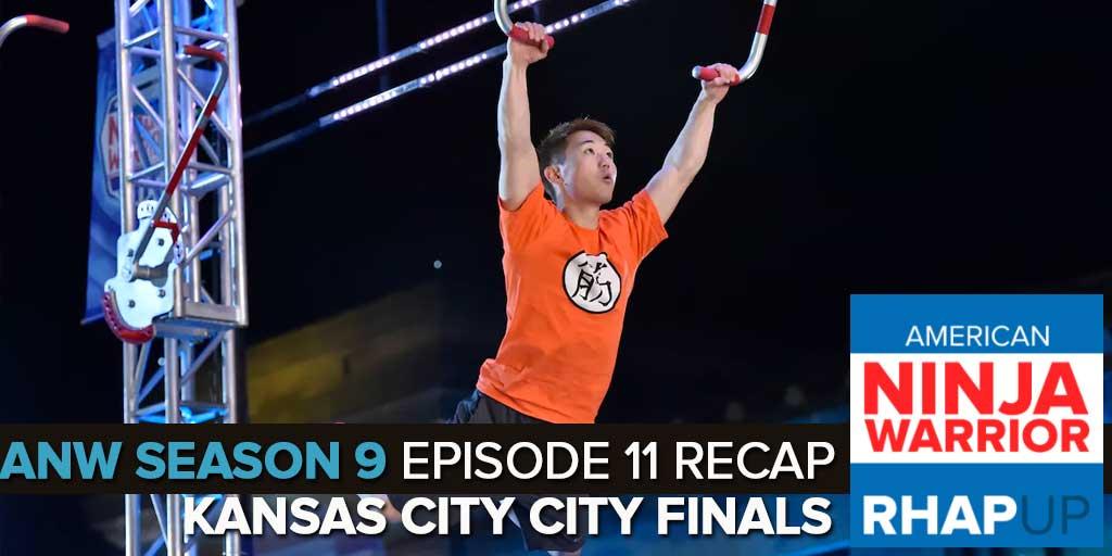 American Ninja Warrior 2017   Episode 11 Kansas City Finals Podcast