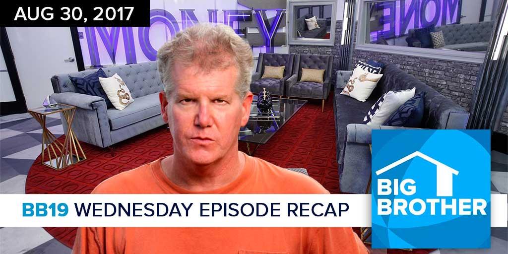 Big Brother  19   Wednesday Recap Podcast (Photo: CBS)