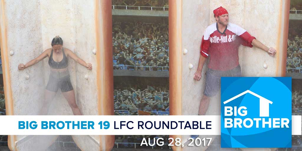Big Brother 19 | Monday LFC Roundtable | Aug 28, 2017 (Photos: CBS)