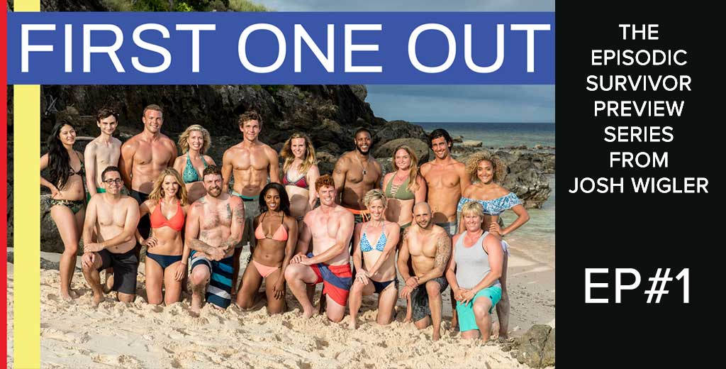 Survivor 2017: First One Out Ep 1 - The Survivor Heroes v. Healers v. Hustlers preview from Josh Wigler
