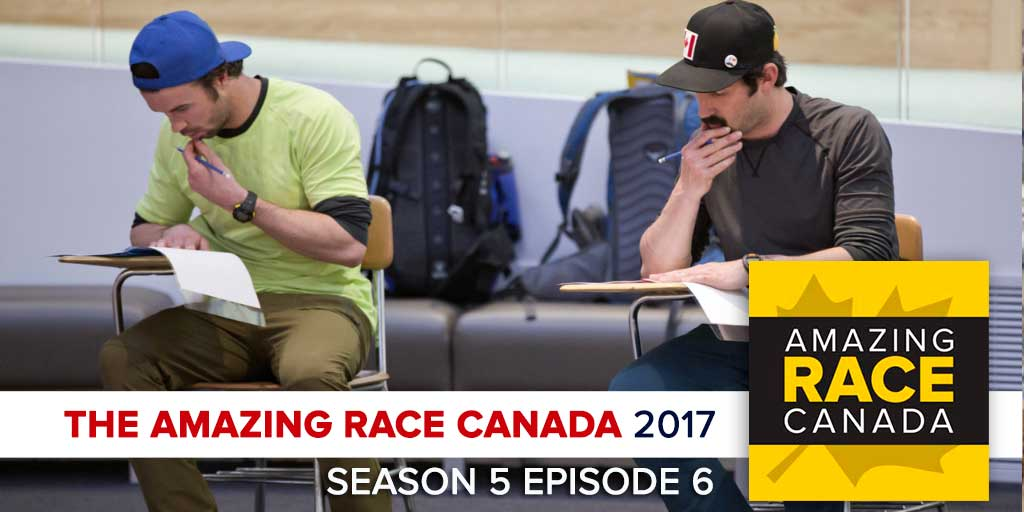 The Amazing Race Canada 2017 | Season 5 Episode 6 Recap Podcast (Photo: CTV/Bell Media)