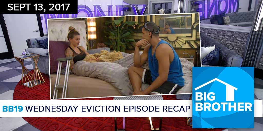 Big Brother  19 | Wednesday Eviction Recap Podcast (Photo: CBS)