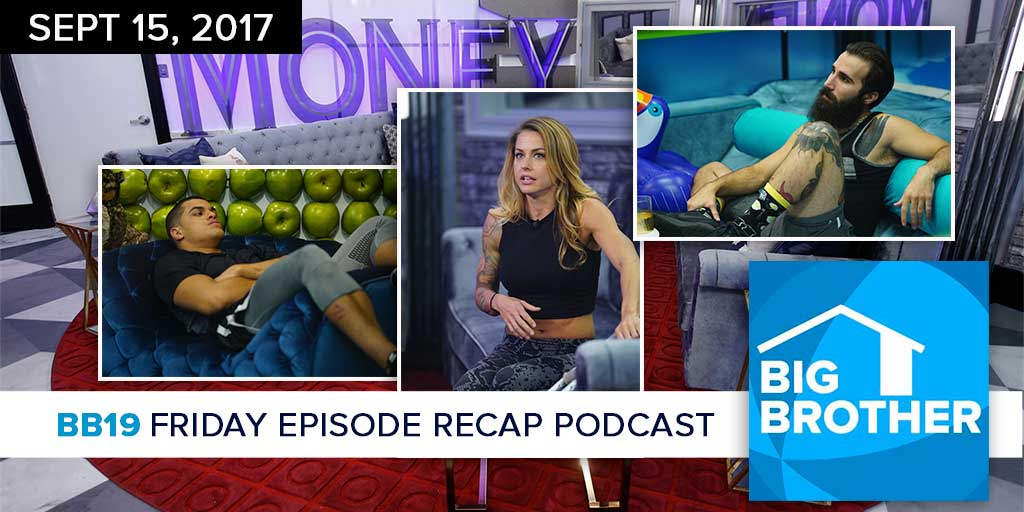 Big Brother  19 | Friday Special Episode Recap Podcast (Photo: CBS)