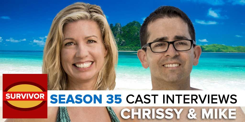 Survivor 2017: Josh Wigler's Pre-Season interview with Chrissy Hofbeck & Mike Zahalsky
