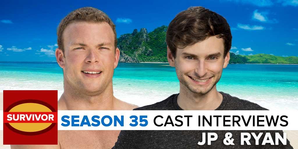 Survivor 2017: Josh Wigler's Pre-Season interview with JP Hilsabeck & Ryan Ulrich