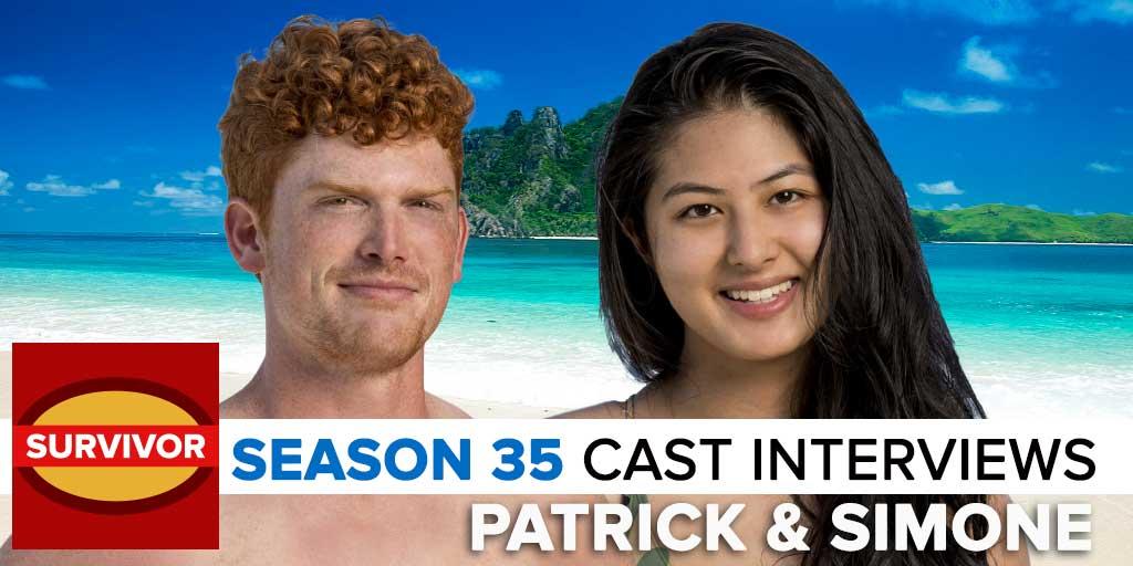 Survivor 2017: Josh Wigler's Pre-Season interview with Simone Nguyen & Patrick Bolton