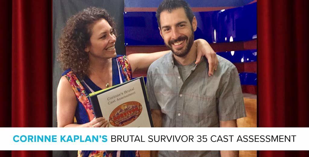 Corinne Kaplan's Brutal Cast Assessment of Survivor Heroes v. Healers v. Hustlers