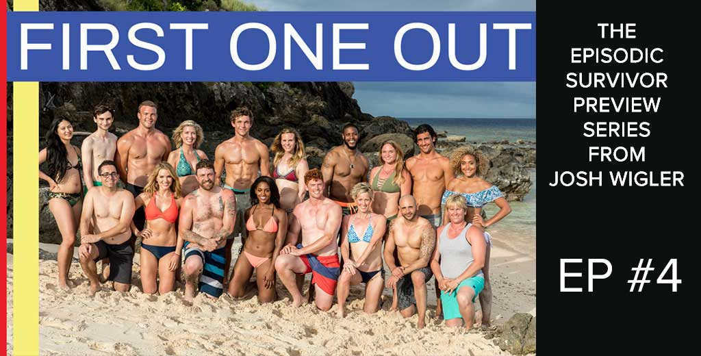 Survivor 2017: First One Out Ep 3 - The Survivor Heroes v. Healers v. Hustlers preview from Josh Wigler