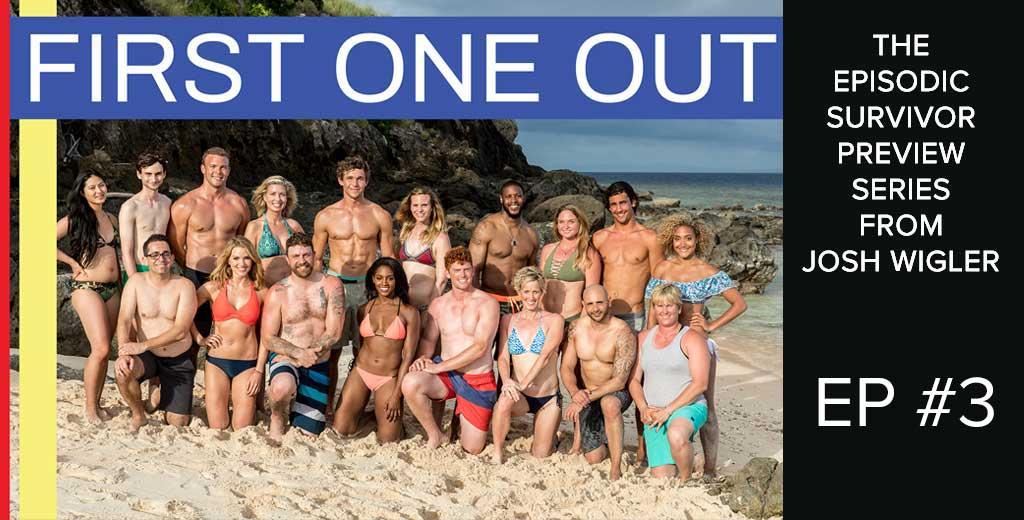 Survivor 2017: First One Out Ep 3 - The Survivor Heroes v. Healers v. Hustlers preview from Josh Wigler