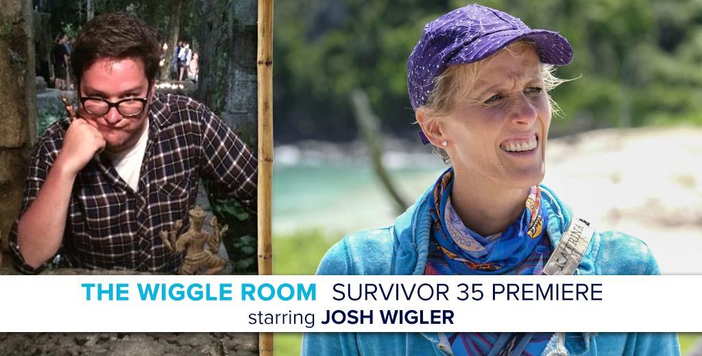 Survivor 2017: Josh Wigler opens up the Wiggle Room for Survivor 35: Heroes v. Healers v. Hustlers