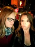Jessica L & Jessica L react to the boot of Jessica J.