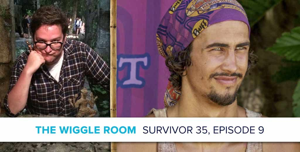 Josh Wigler on Survivor: Heroes v. Healers v. Hustlers, Episode 9