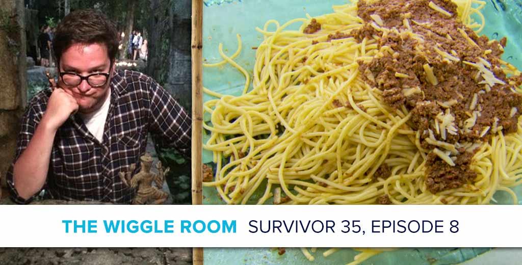 Josh Wigler on Survivor: Heroes v. Healers v. Hustlers, Episode 8