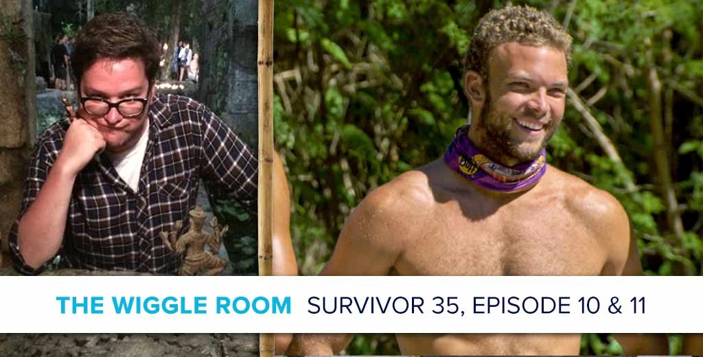 Josh Wigler on Survivor: Heroes v. Healers v. Hustlers, Episode 10 & 11