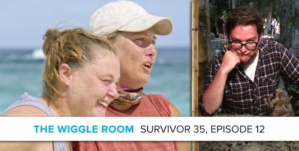Survivor 2017: Wiggle Room, Episode 12 of Heroes v. Healers v. Hustlers