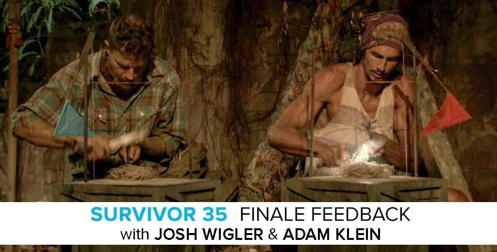 Survivor 35 Finale Feedback & Reunion Show Podcast