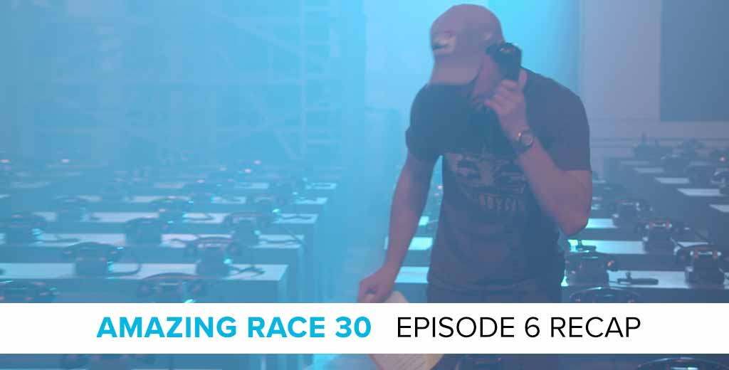 Amazing Race 30 Episode 6 Recap Podcast