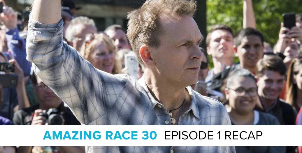 Amazing Race 30: Season Premiere Recap